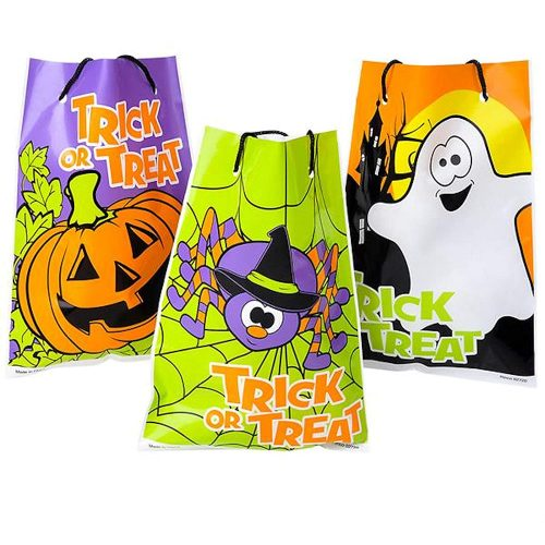 Rhode Island Novelty Halloween Bags - Halloween Treat Bags