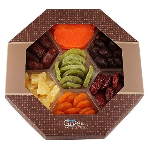 Assortment Of Dried Fruits Gift - Dried Fruits
