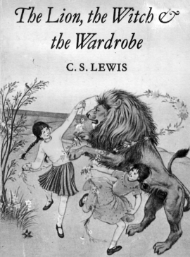 The Lion, the Witch and the Wardrobe (Kindle Paperwhite)