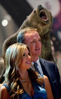 Peyton Ashley and Grizz Manning