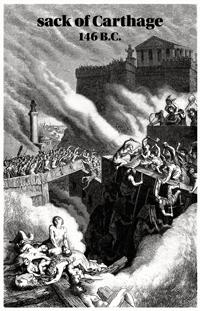 sack of Carthage #fantasticdrivel