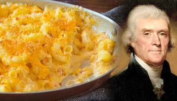 Thomas Jefferson Mac and Cheese