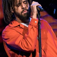 Rapper J. Cole graduated high school with a 4.2 GPA, accepted a scholarship to St. Johns University, was the president of a pan-African student coalition in college, and graduated with a magna cum laude in communication and business.