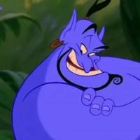 Après s'être brouillé avec Disney à propos de désaccords marketing pour Aladdin, Robin Williams a mis une clause dans son testament empêchant la société d'utiliser sa voix / ses prises dans les futurs films pendant 25 ans après sa mort.