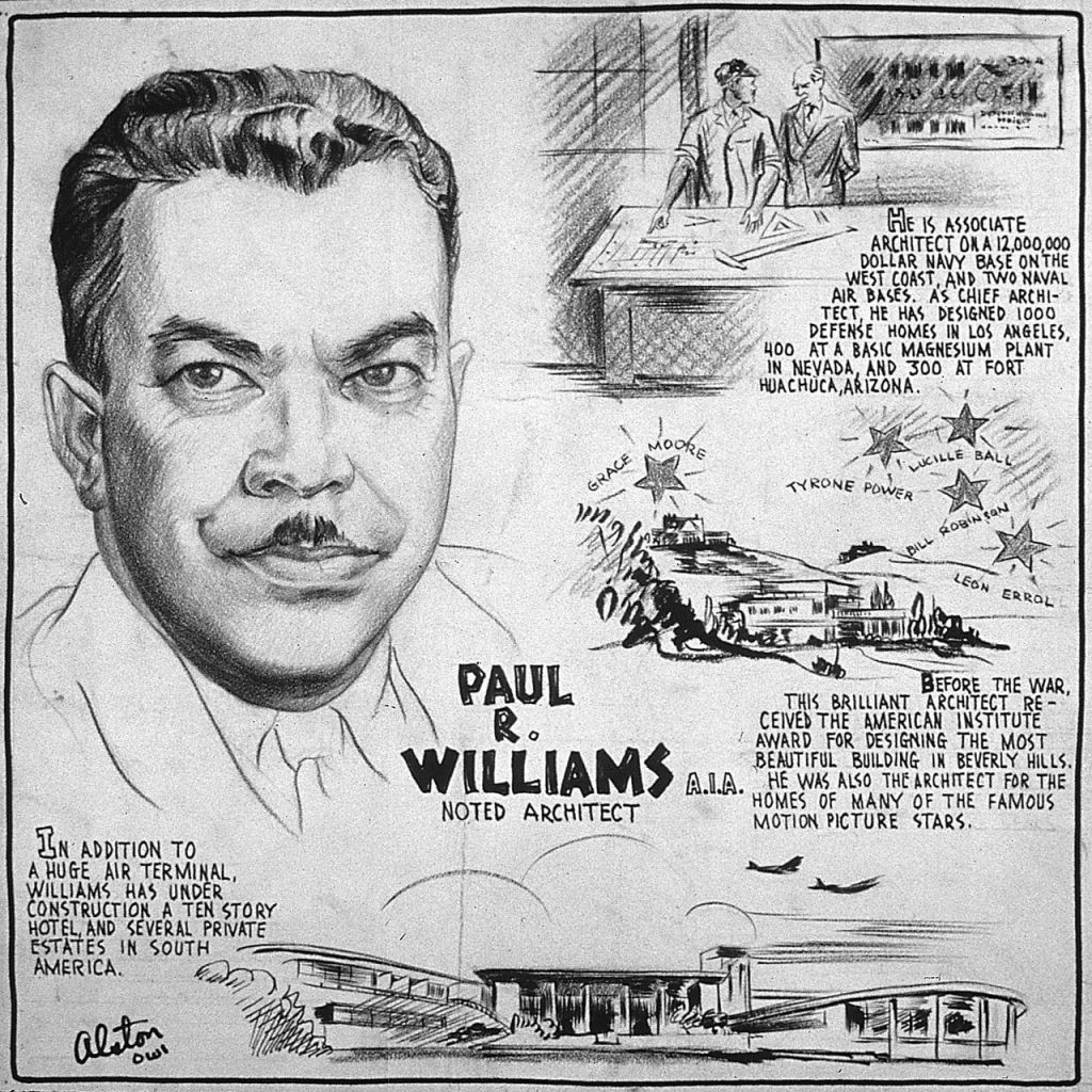 Paul Williams Architect
