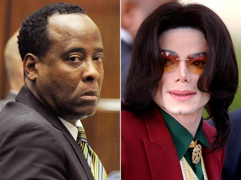 Conrad Murray y Michael Jackson