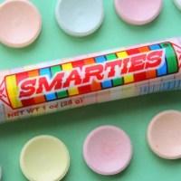 How Were the Smarties Originally Made?