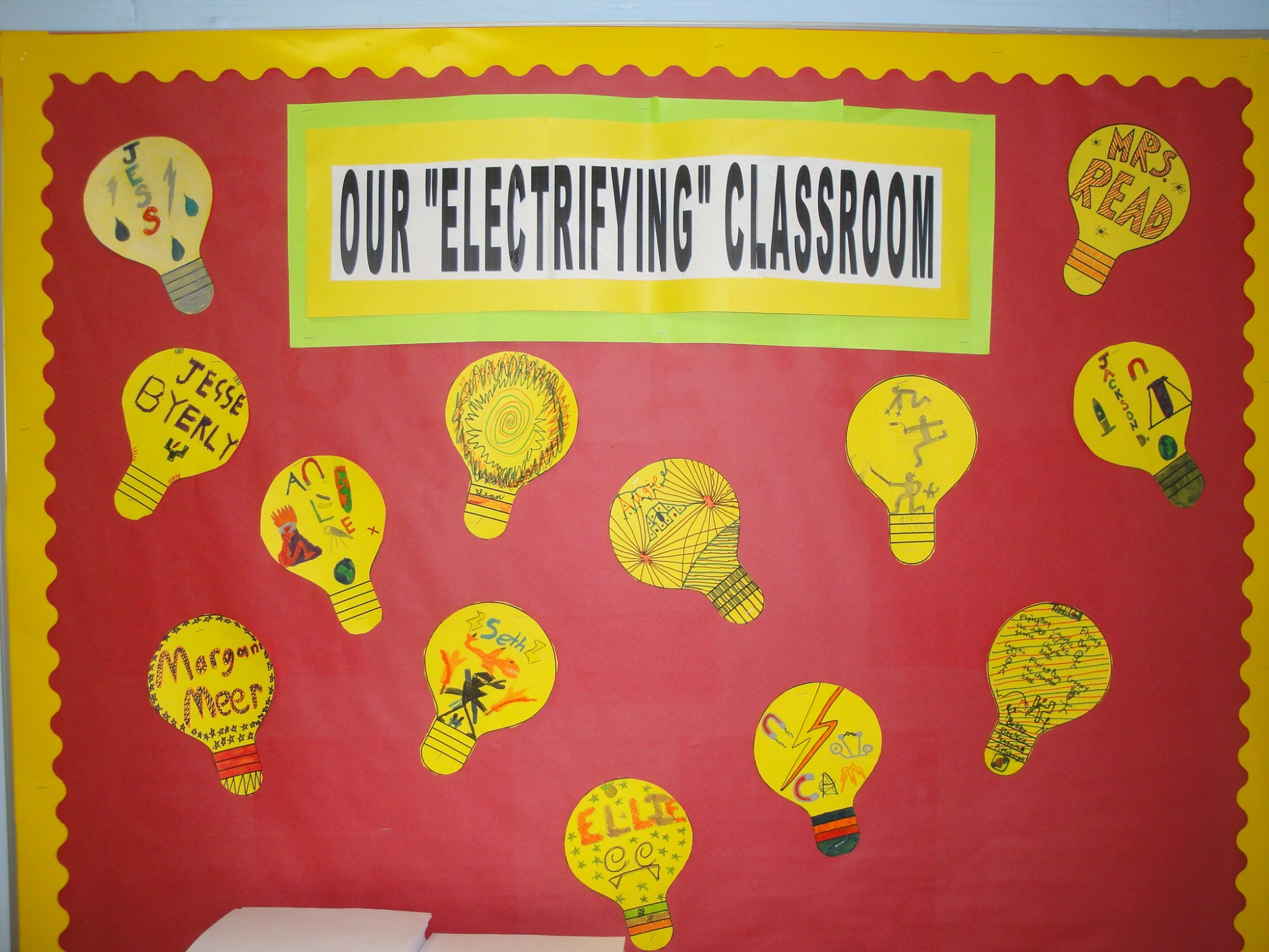 hight resolution of It's Electric!   Fun in Fifth Grade at JCS