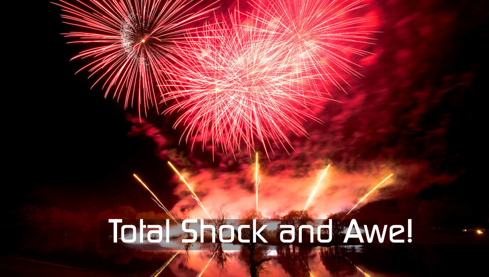 Total shock fireworks