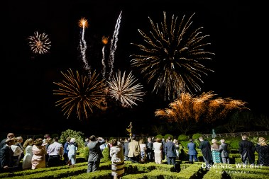 Lovely display for audience - Marquee Firework