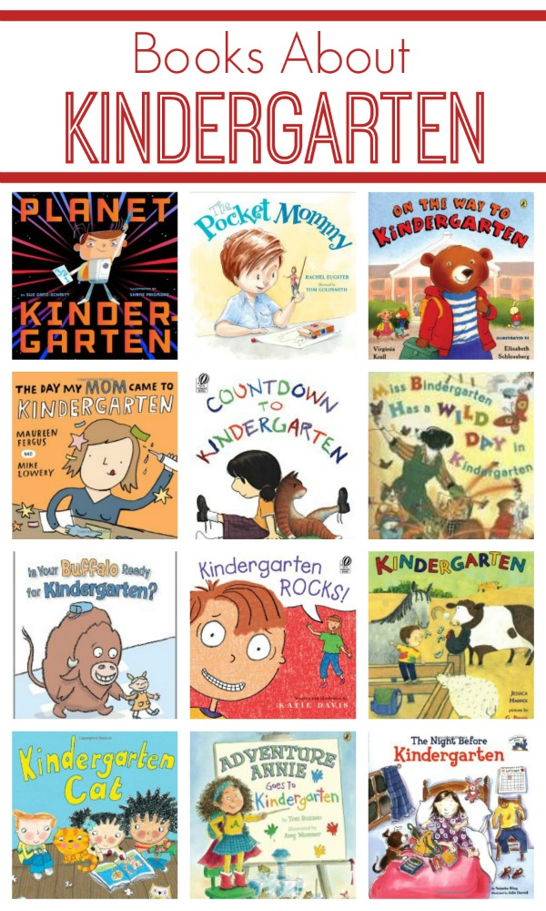 Books About Kindergarten  Fantastic Fun & Learning