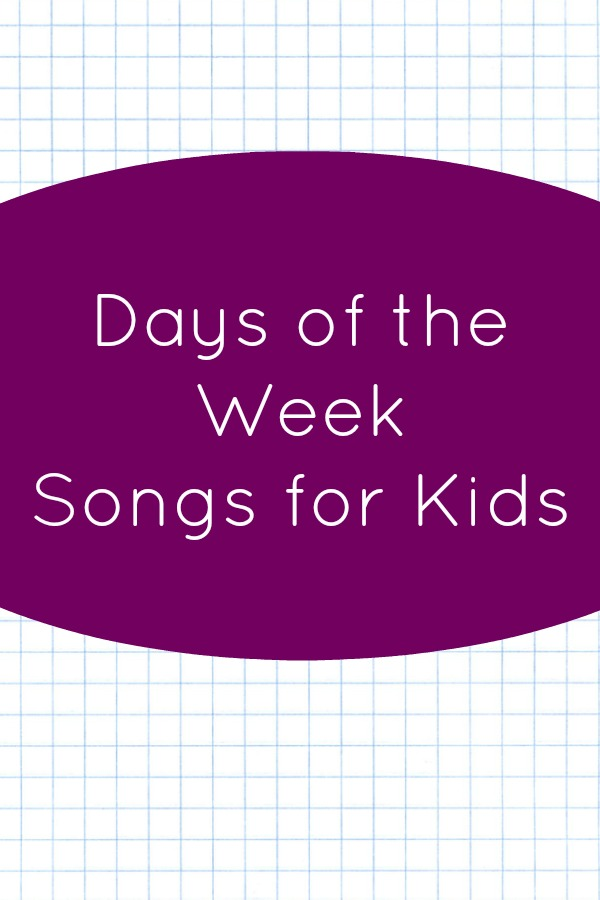 Have Fun Teaching Days Of The Week Song : teaching, Videos, Fantastic, Learning