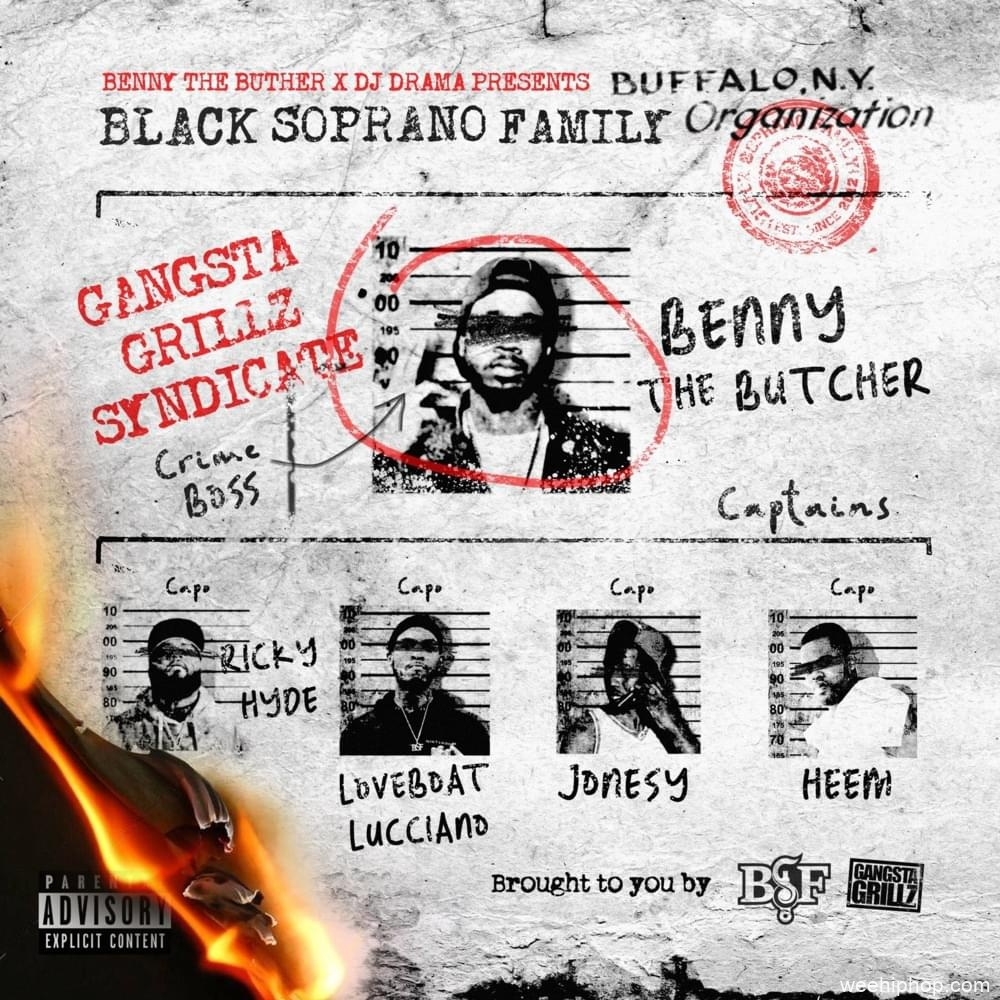 "Benny The Butcher, DJ Drama & Various Artists- ""Black Soprano Family"" (Album Review)"