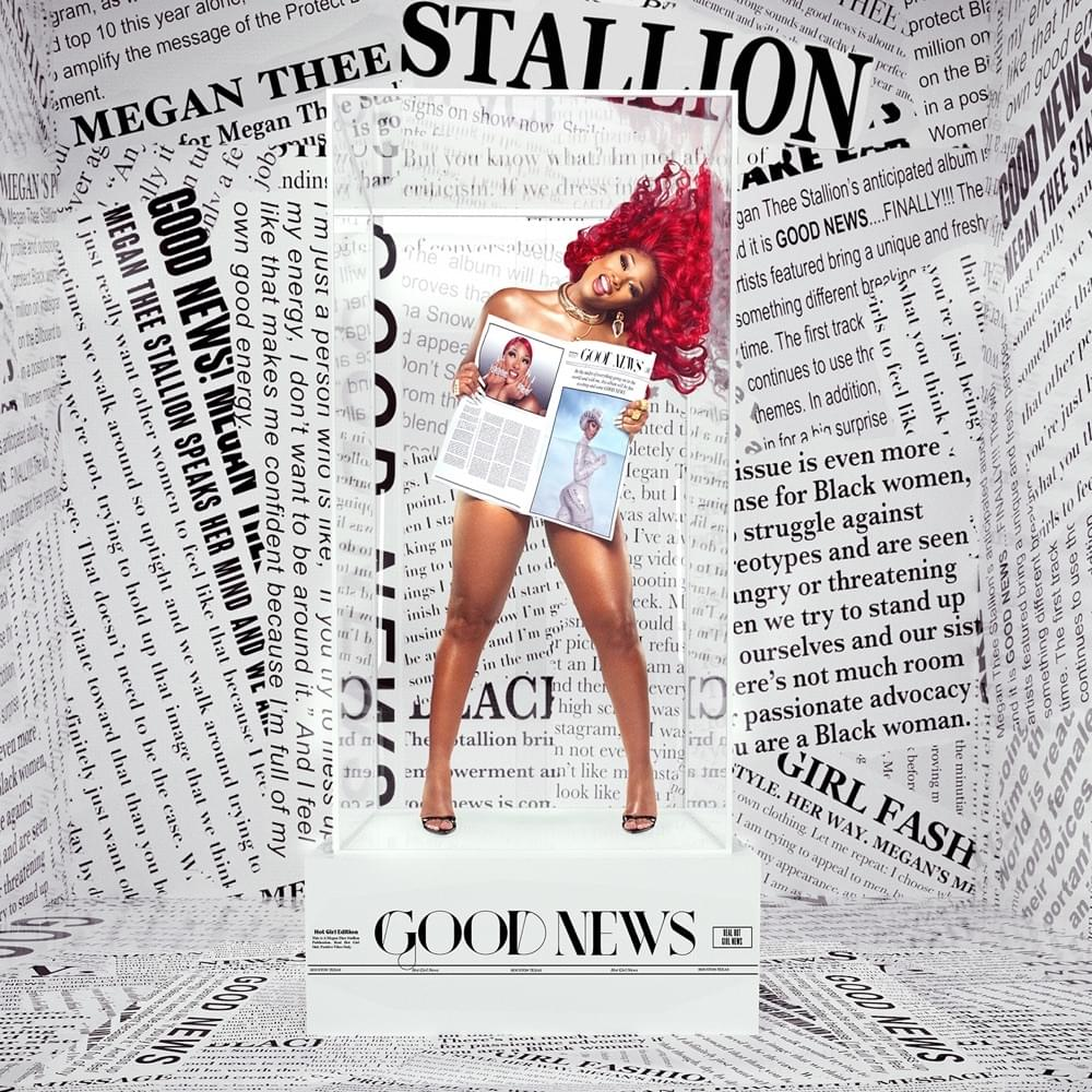 "Megan Thee Stallion- ""Good News"" (Album Review)"