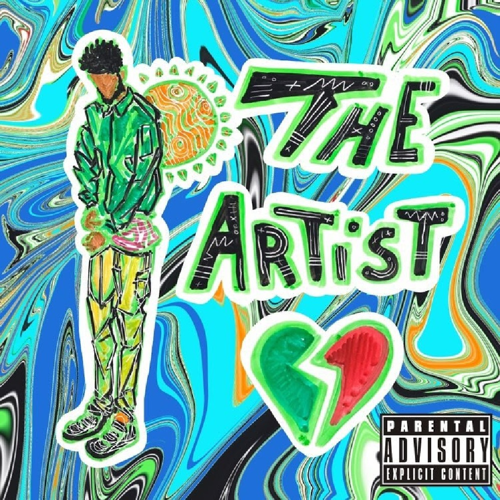 "J.Rvrs- ""The Artist"" (EP Review)"
