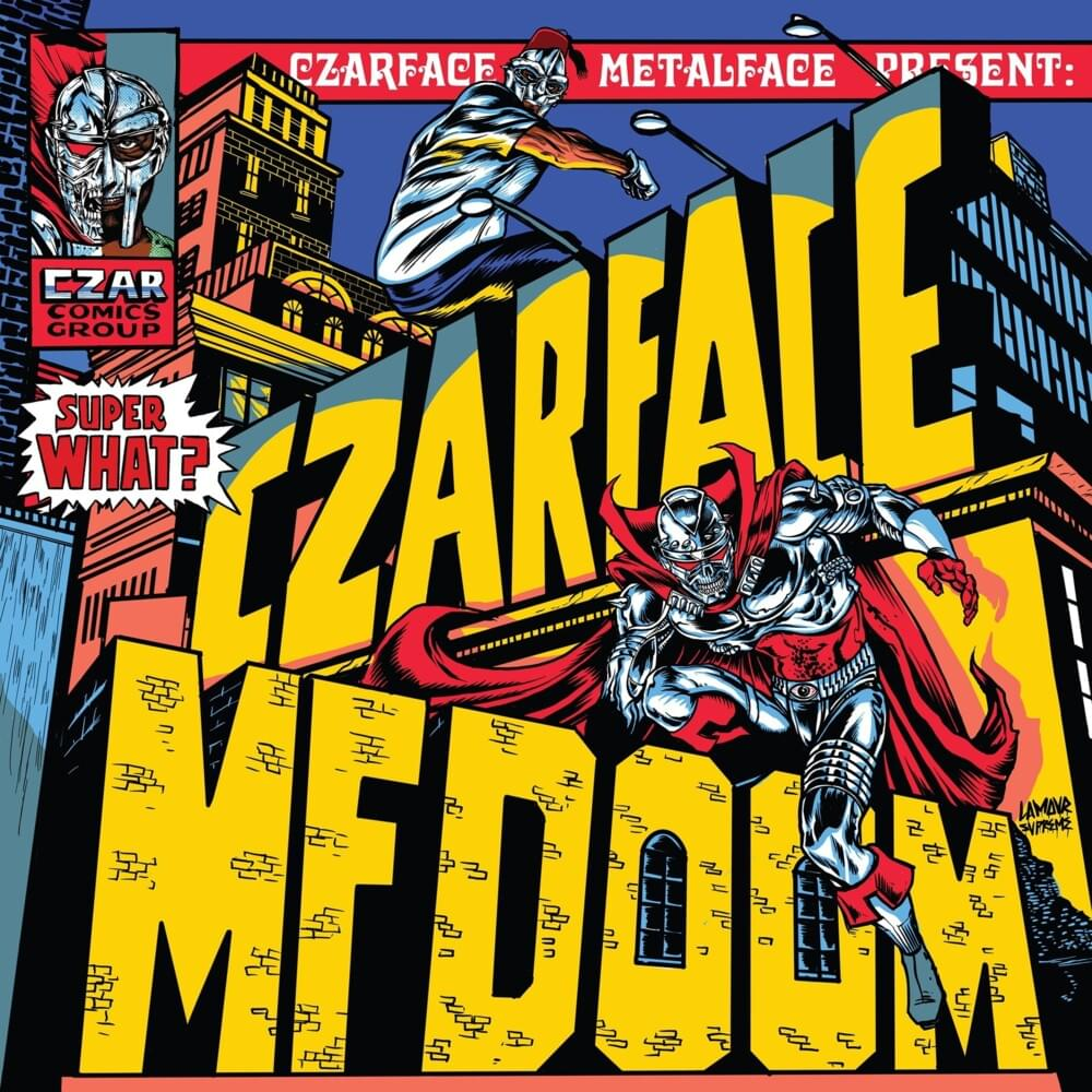 "CZARFACE & MF DOOM- ""Super What?"" (Album Review)"