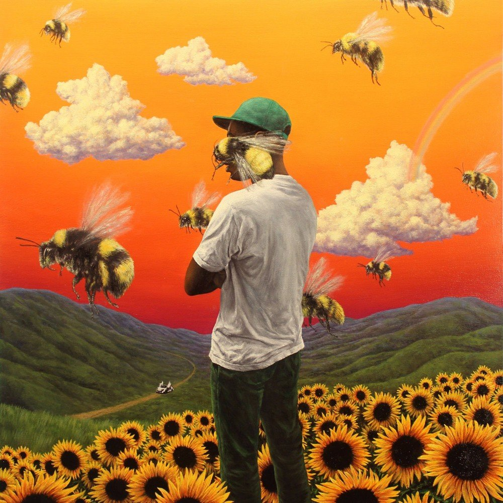 """Tyler The Creator- """"Flower Boy"""" Review (YouTube Video)"""