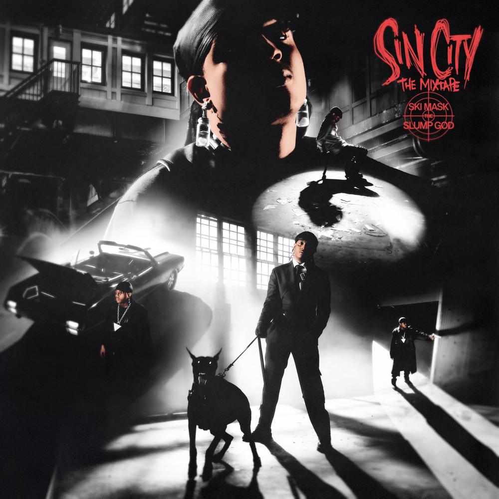 """Ski Mask the Slump God- """"Sin City"""" (Album Review)"""