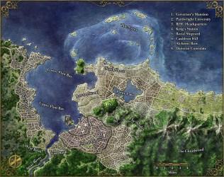 fantasy map maps steampunk flint adventure medieval fantastic fantasticmaps cidades island estate rpg fantasia fort zeitgeist ville mapas cities path