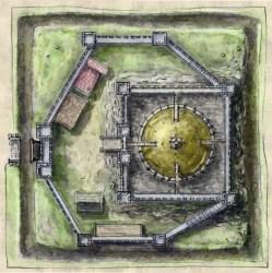 fortress map tile fantasy pathfinder maps torstan deviantart wayfinder paizo fantasticmaps