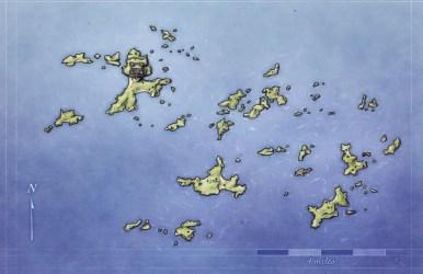 archipelago map fantasy islands maps pathfinder town pirate torstan shipwreck 4e dd deviantart fantastic fantasticmaps second really well