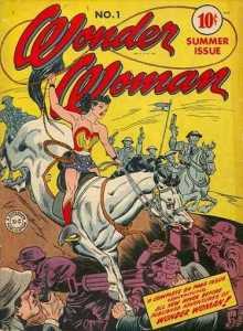 Primeira publicação própria da guerreira da Ilha Paraíso.