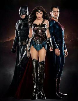 A trindade da DC Comics