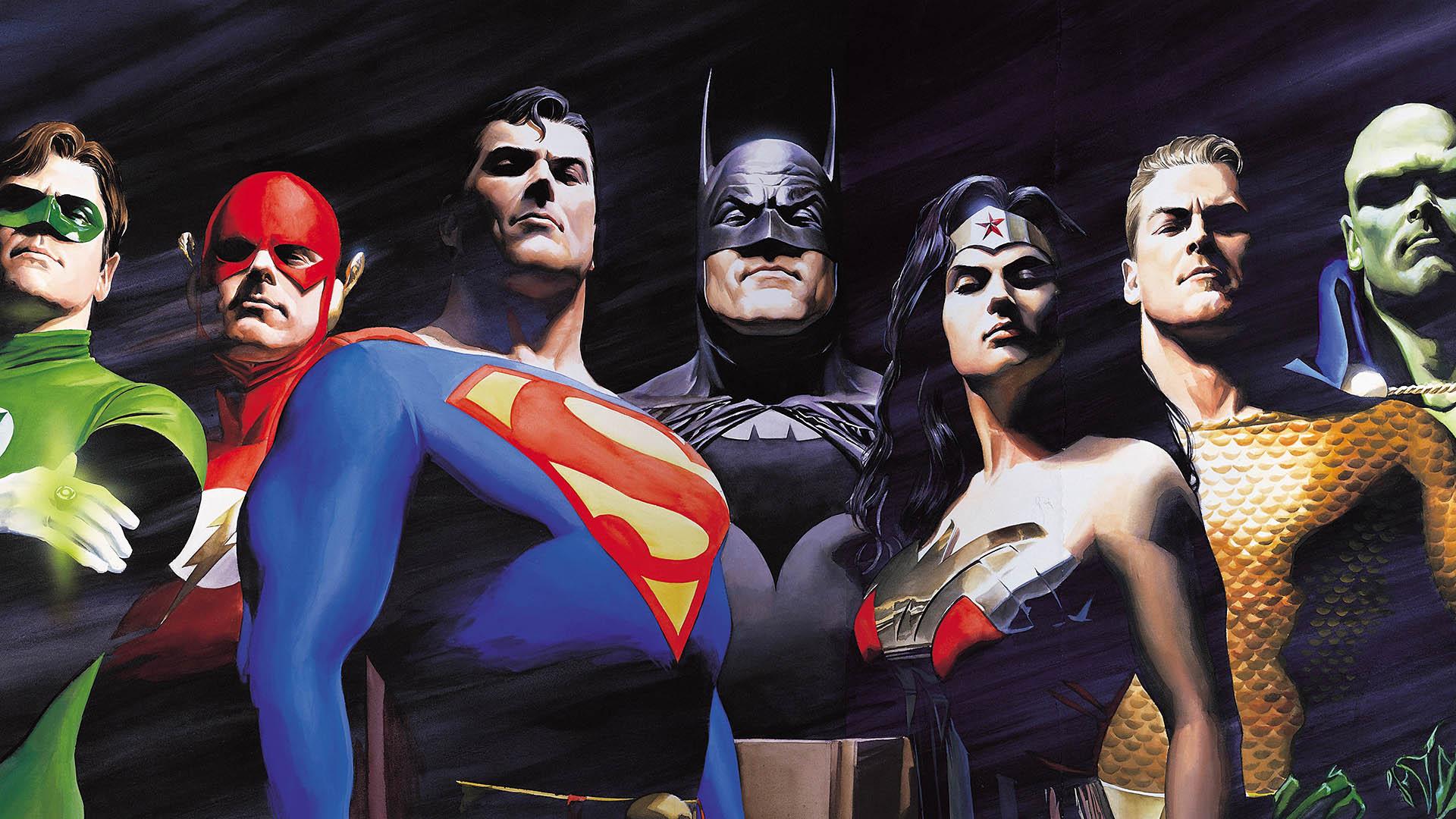 Qual é o seu super grupo favorito? Dos Argonautas aos Power Rangers