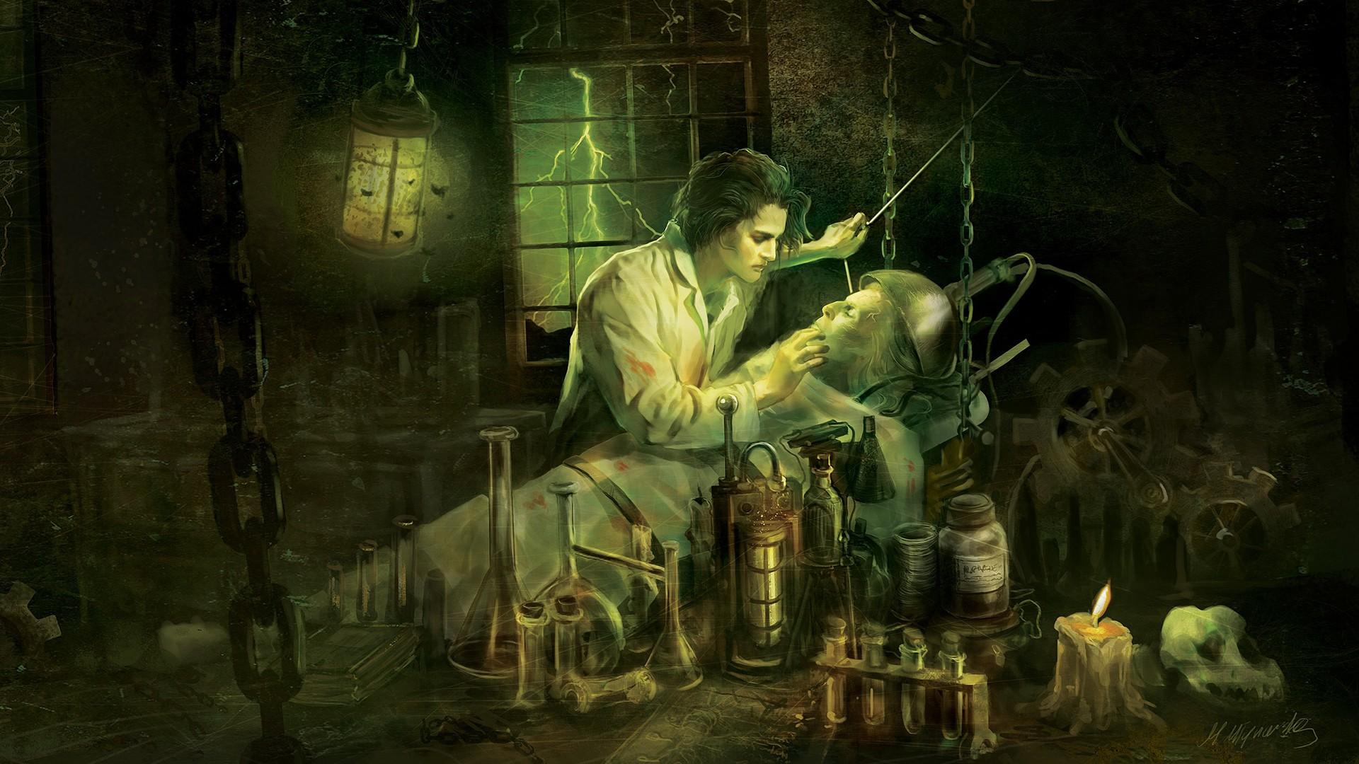 Jogando luzes nas trevas (Parte 2) A Ciência Gótica chega ao Brasil