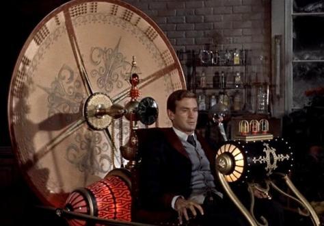Cena do filme de 1960