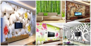 3d living creative wall paper should check designs decor september posted