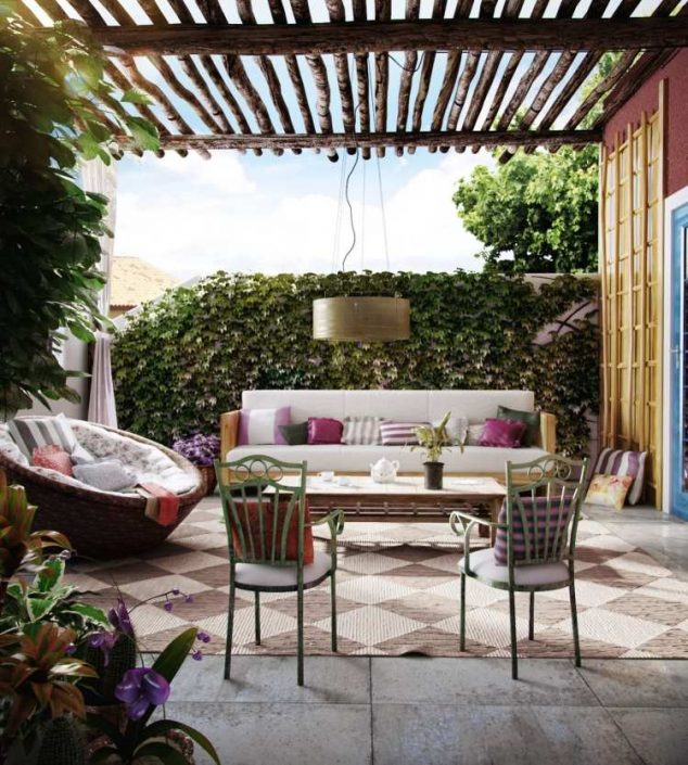 Terrace Furniture Ideas