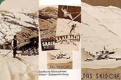 Saalbach 1925