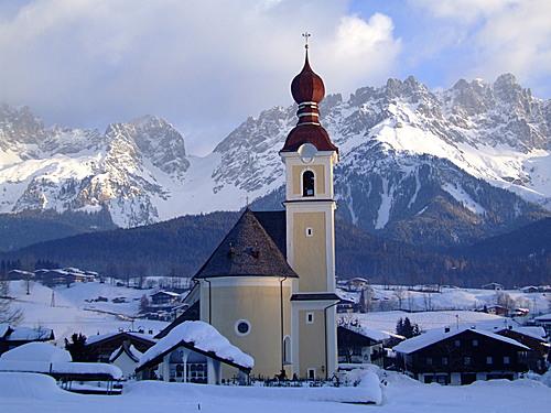 kerk going