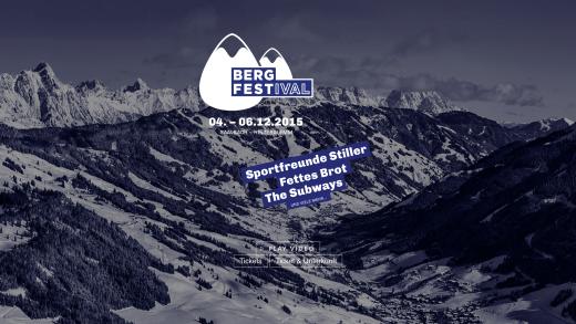 BERGFESTival 2015