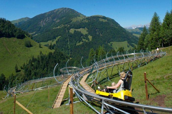 Fieberbrunn Coaster