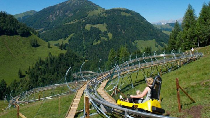 Fieberbrunn Coaster