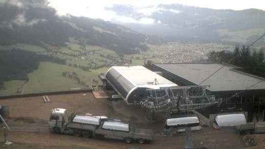 Jochbahn Brixen im Thale