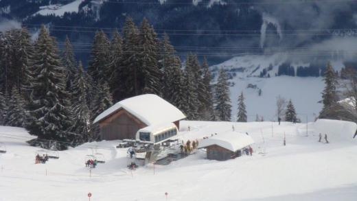 Jochlift Brixen im Thale
