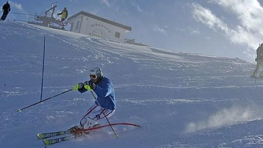 Slalom Resterhohe