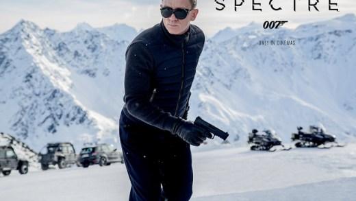 James Bond in Oostenrijk