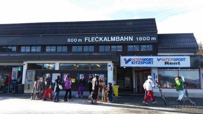 Fleckalmbahn