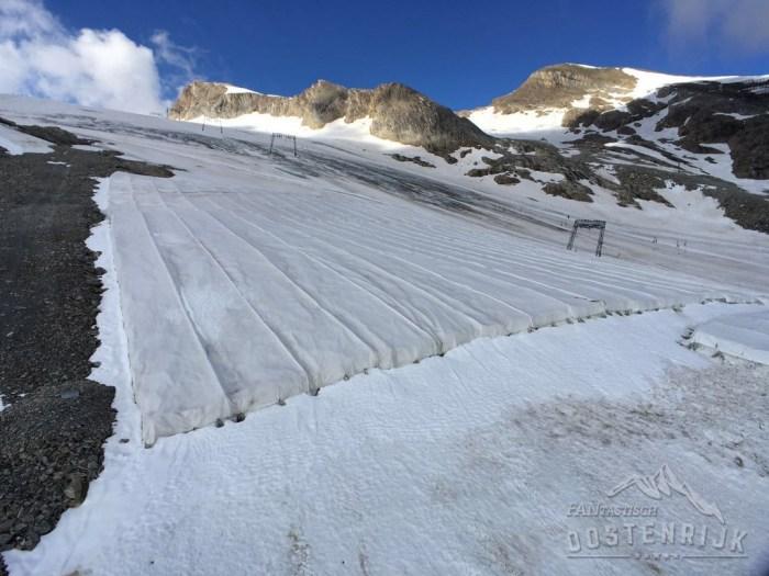 Kitzsteinhorn snowfarming