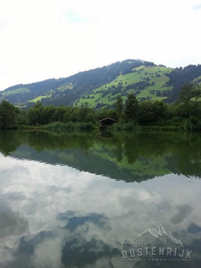 Brixen im Thale visvijver Marian Giesen