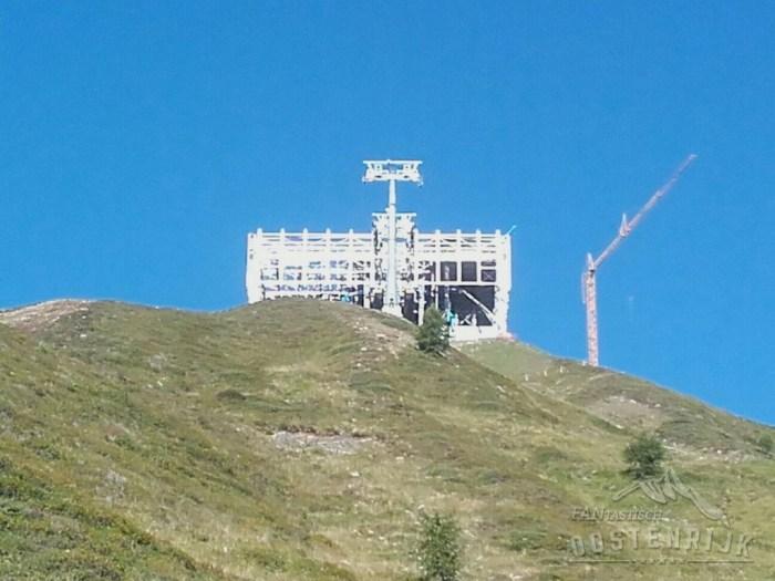 Gigijoch Bergstion Sölden © Kogler Seilbahnen