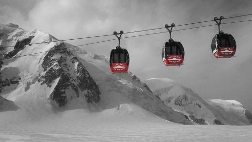 Mont Blanc Panoramic