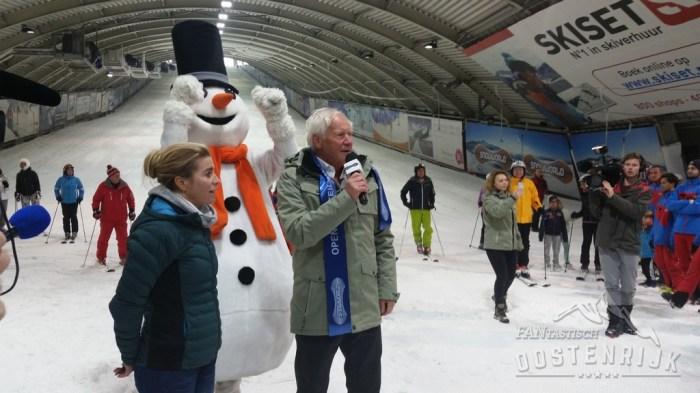 Snowworld Opening