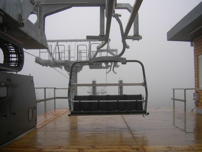 Panoramabahn stoeltje
