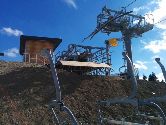 Bergstation Panoramabahn