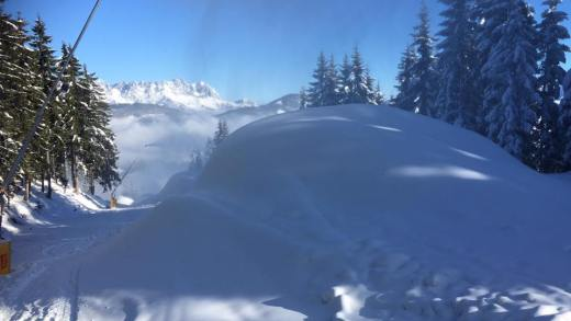 SkiWelt opening